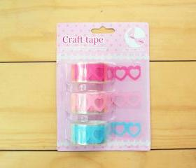 Craft Lace Tape, Heart