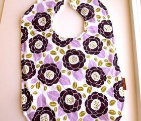 peony Baby bib Toddler bib girls