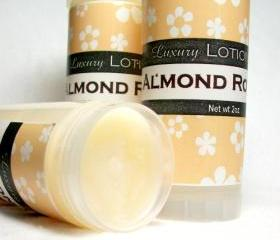 Almond Royale Lotion Bar, Fragrant and super moisturizing