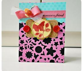 Wonderful Friend card
