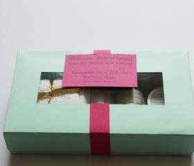Gift Set for Dry Skin, handmade by Olibanum Aromatherapy in the UK