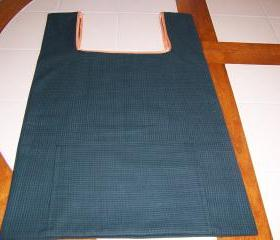 Shopping Bag - Cotton - Go Green - Strong