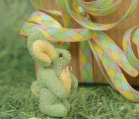 Jelly Bean Miniature Bunny~Lemon and Lime