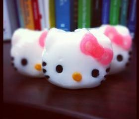 Hello Kitty Shea Butter Soap
