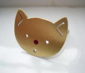 Cat Ring