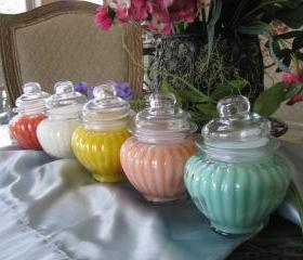 1ea Highly Scented Candle 12oz UNIQUE Potion Jar Your Choice of Fragrance