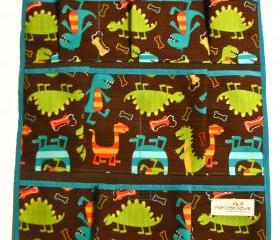 Dino Dudes - Michael Miller - Car Organizer