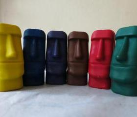 Mini Monoliths Crayon Set of 16