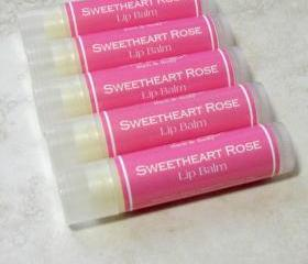 Sweetheart Rose Lip Balm