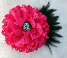 Feather Flower