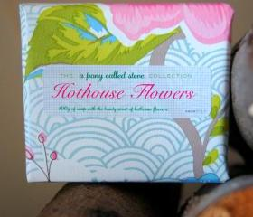 Hothouse Flowers - Handmade Scented Soap