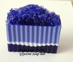 Vanilla Lavender Glycerin Bar of Soap