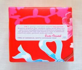Exotic Oriental - Handmade Scented Soap