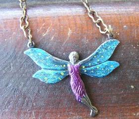 Ethereal Nymph Necklace