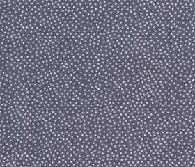 Gray and White Small Polka Dot Fabric - Citron Gray by Michael Miller 1 Yard