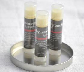 Ruby Pomegranate Lip Balm