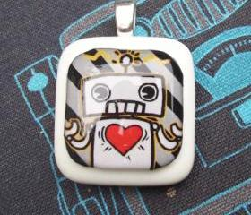 Paranoid Android Pendant