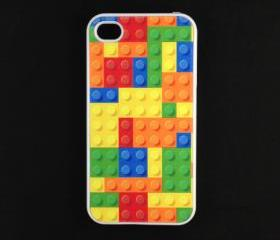 Iphone 4 Case - Lego Iphone 4s Case, Iphone Case, Iphone 4 Cover