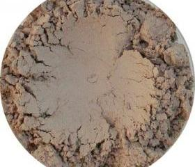Mineral Matte Eyeshadow, light beige, barely there color, eyeshadow highlight cosmetics