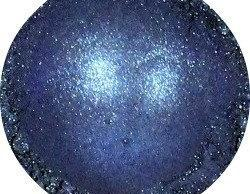 Blue Eye Shadow, semi matte, dark smokey eyeshadow, mineral eyeshadow, all natural cosmetics, loose pigment, CIJ SALE