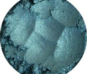 Turquoise Mineral Eye shadow blue green eyeshadow cosmetics makeup natural birthstone collection
