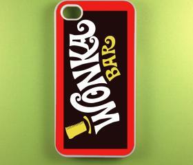 Iphone 4 Case - Wonka Bar Iphone 4s Case, Iphone Case, Iphone 4 Cover