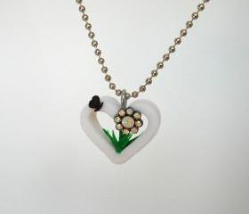 fanART- Flower Heart -gifts for women and teenagers