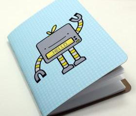 Robot Pocket Notebook