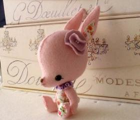 Parkland Bunny - PDF Pattern