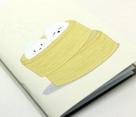 Dim Sum Pocket Notebook