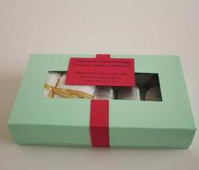Pampered skin gift set for Sensitive skin.