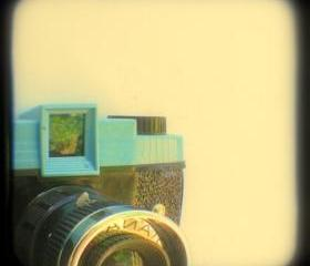 Diana Camera Photo 5x5 TtV Lomography Retro Camera Photography Print