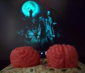 Zombie Apocalypse Brain Soap 4 Oz