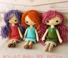 Pocket Pixie Pattern