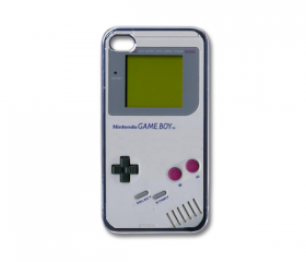 NES Gameboy - Nintendo - iPhone Case - Fits 4 and 4s