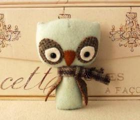 Tag-Along Owl pdf Pattern