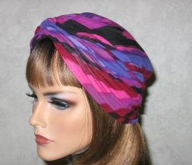 Twist Turban -Berry Nicole