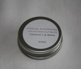 Coconut lipbalm tin 10ml