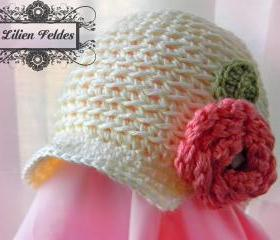 Annamari Newsboy Cap for Girls