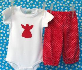 NEW Baby Clothing Set 3-6M - You Are My Angel