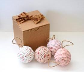 Christmas Ornament , set of 4