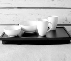  Wide - XL size - Laptop Lap Desk or Breakfast serving Tray - Custom Order