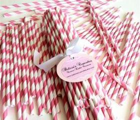 Old Fashioned with Modern Charm Paper Straws 25, Enjoy these for Any Event, 100% USA MADE, Will Not Fall Apart In Your Drinks