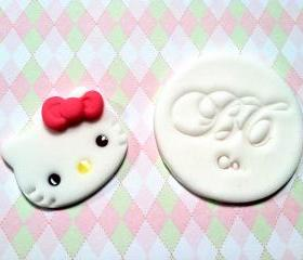 48 Hello Kitty toppers (Inspired) for Cupcakes, cakes, Cookies, Brownies, Baking Supplier