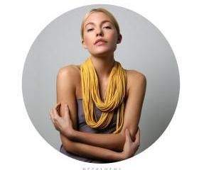 Bohemian Jewelry Fabric Cotton Scarf Womens Fall Fashion Honey Gold Summer Mens Scarves Necklace Yellow Scarfs Infinity Loops Mustard Fabric