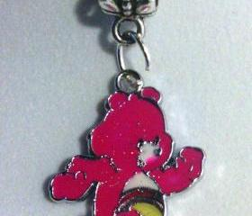 CARE BEARS Rainbow European Charm (U Pik Color)