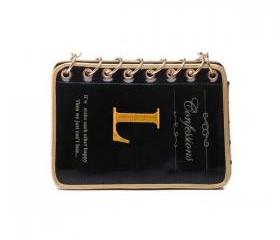 Story Book Clutch for Women