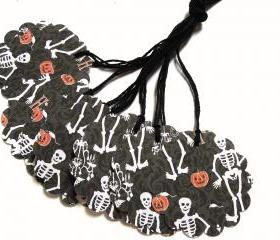 Skeleton Tags - Set of 5