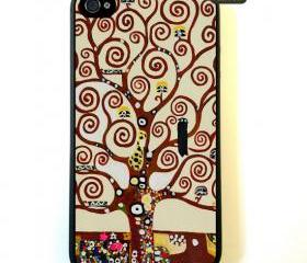 Iphone 4 Case - Gustav Tree Of Life Art iphone 4 Case