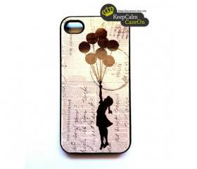 iPhone Case Banksy Balloon Girl iPhone Case